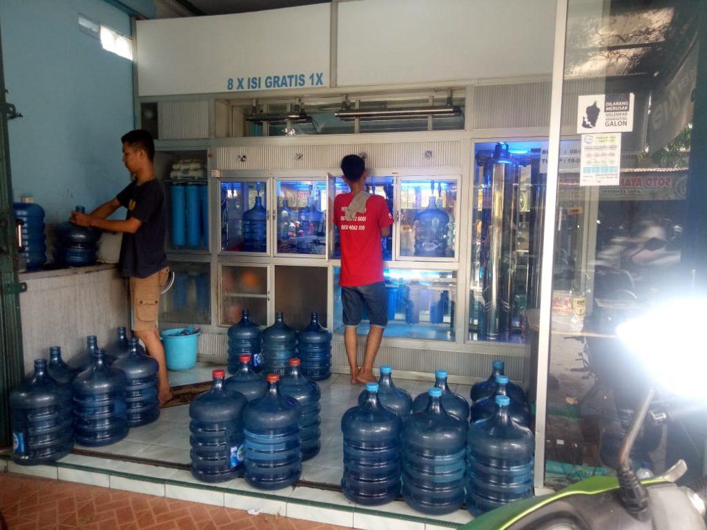 filter air keruh jogja